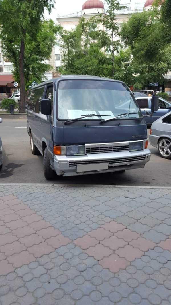 Nissan Caravan, 1990 год, 130 000 руб.