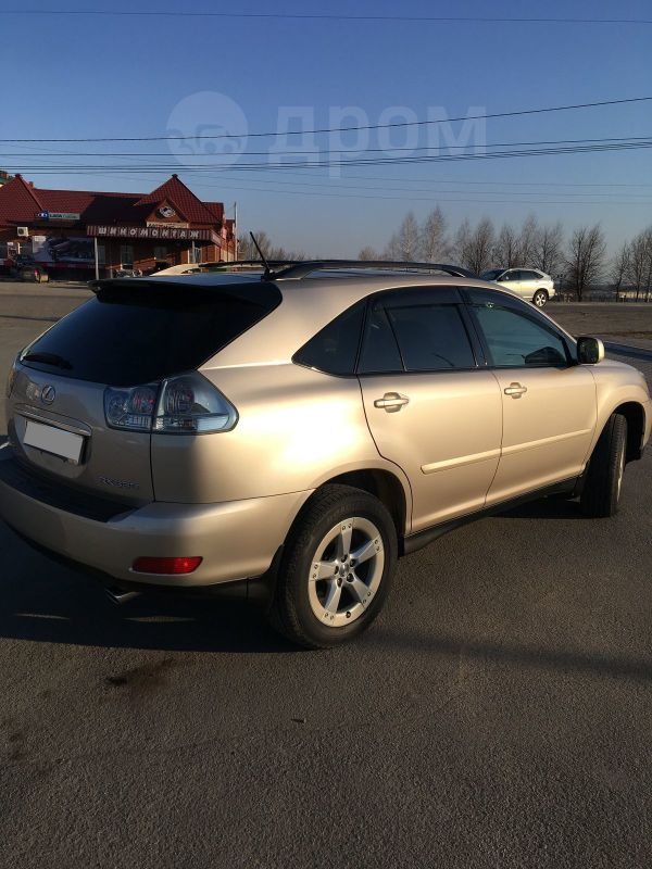 Lexus RX330, 2005 год, 949 000 руб.