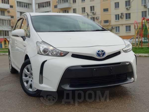 Toyota Prius a, 2016 год, 1 190 000 руб.