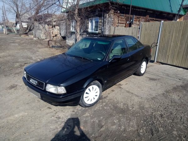 Audi 80, 1992 год, 87 000 руб.