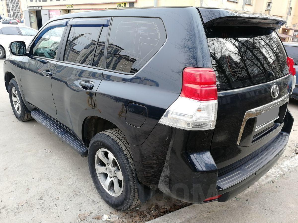 230b6e364dde Купить Toyota Land Cruiser Prado 2010 в Воронеже, Машина в одной ...