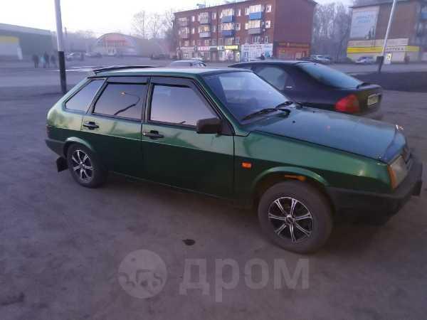 Лада 2109, 1999 год, 57 000 руб.