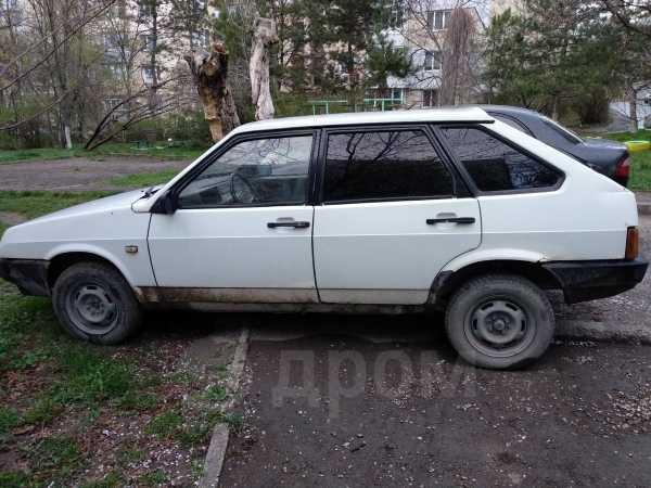 Лада 2109, 1993 год, 36 000 руб.