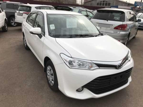 Toyota Corolla, 2016 год, 695 000 руб.