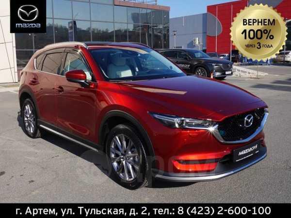 Mazda CX-5, 2019 год, 2 364 300 руб.