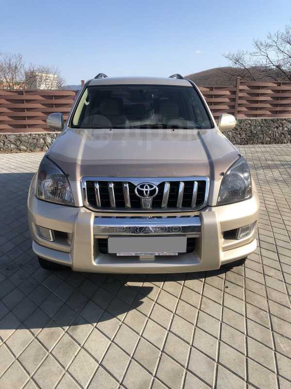 Toyota Land Cruiser Prado, 2007 год, 1 399 000 руб.