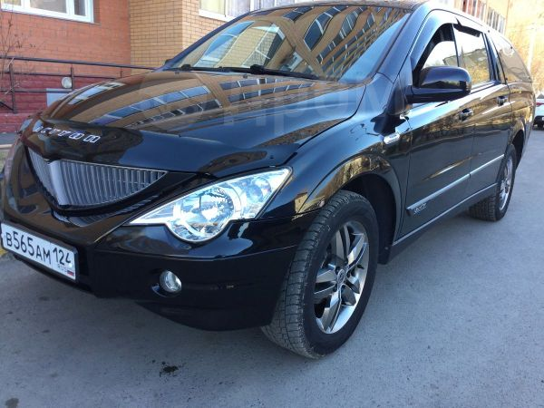 SsangYong Actyon Sports, 2011 год, 520 000 руб.