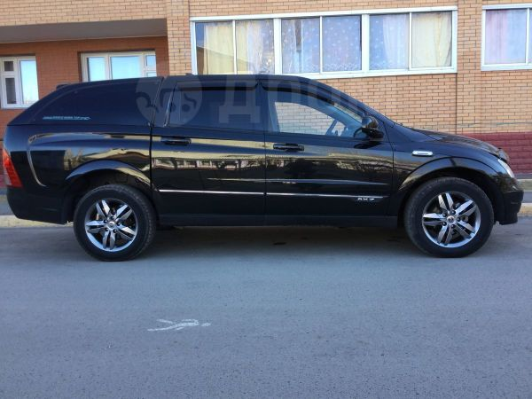 SsangYong Actyon Sports, 2011 год, 510 000 руб.