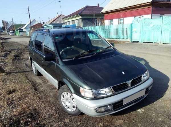 Mitsubishi Chariot, 1995 год, 195 000 руб.