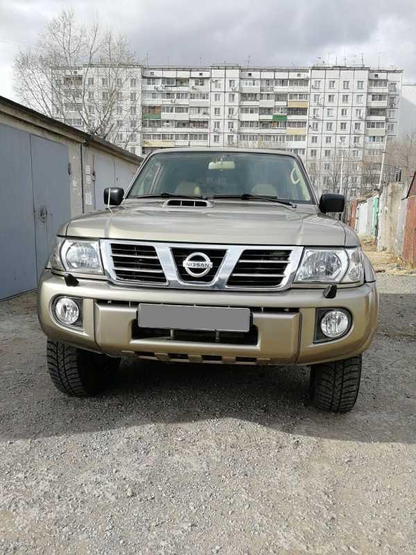 Nissan Patrol, 2003 год, 835 000 руб.