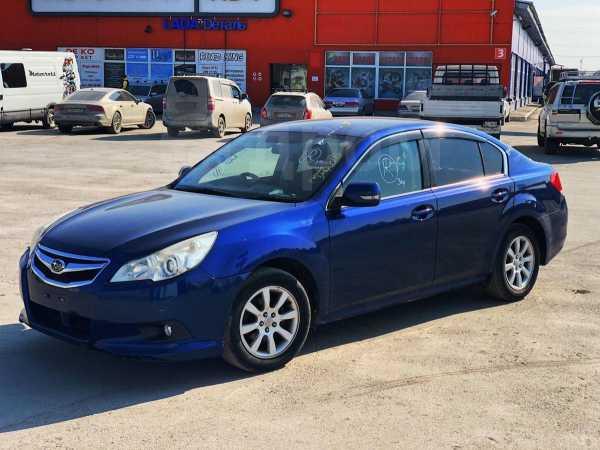 Subaru Legacy B4, 2009 год, 210 000 руб.