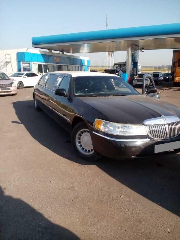 Lincoln Town Car, 2001 год, 650 000 руб.