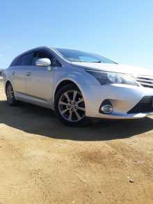 Находка Avensis 2012