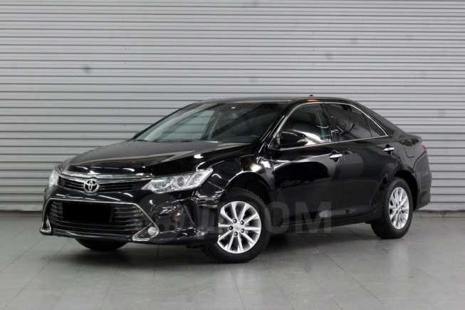 Toyota Camry, 2017 год, 1 400 000 руб.