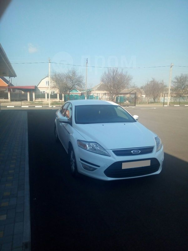 Ford Mondeo, 2013 год, 499 990 руб.