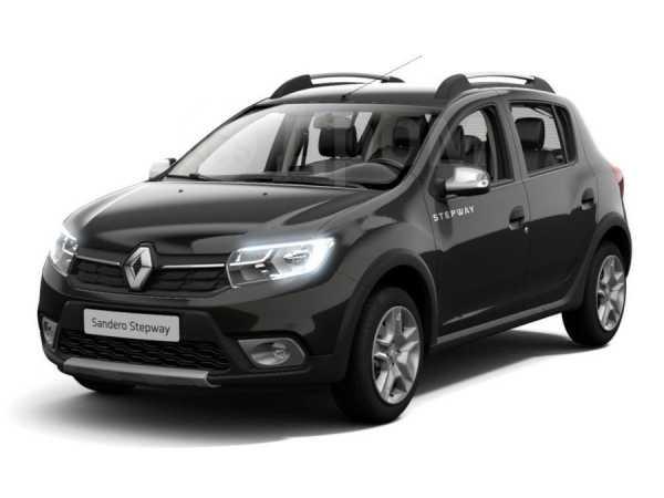 Renault Sandero Stepway, 2019 год, 792 990 руб.