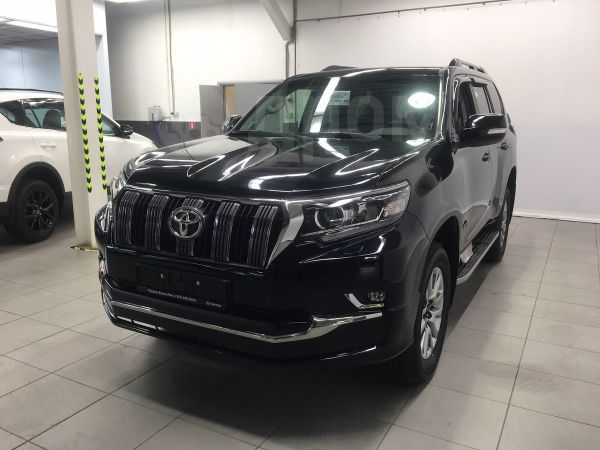 Toyota Land Cruiser Prado, 2018 год, 3 477 000 руб.