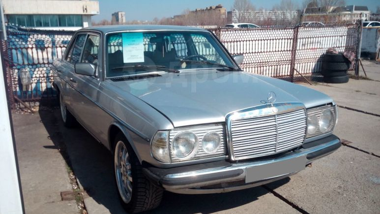 Mercedes-Benz Mercedes, 1984 год, 300 000 руб.