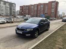 Красноярск Octavia 2015