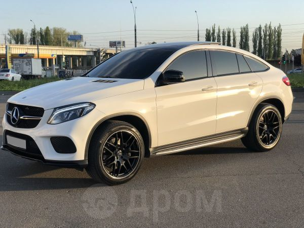Mercedes-Benz GLE Coupe, 2016 год, 3 799 000 руб.