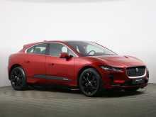 Москва Jaguar I-Pace 2019