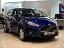 Брянск Ford Fiesta 2019