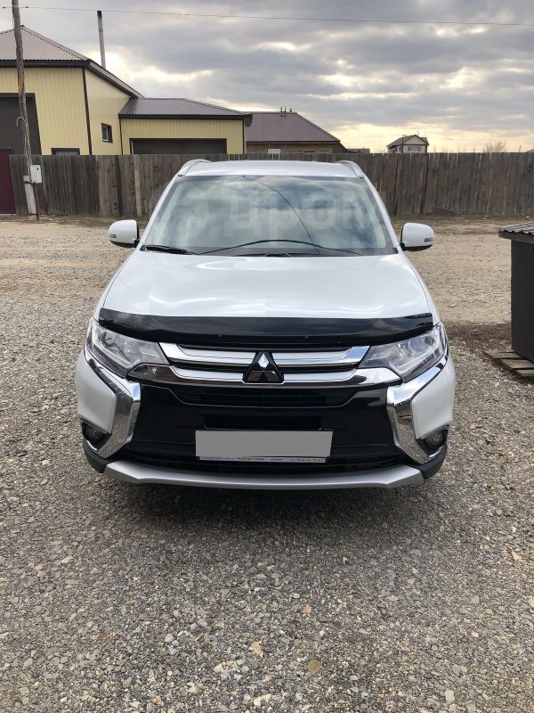 Mitsubishi Outlander, 2017 год, 1 459 999 руб.