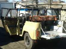 Брянск УАЗ 3151 1990
