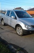 SsangYong Actyon Sports, 2008 год, 400 000 руб.
