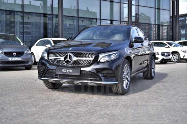 Mercedes-Benz GLC Coupe, 2018 год, 3 636 599 руб.