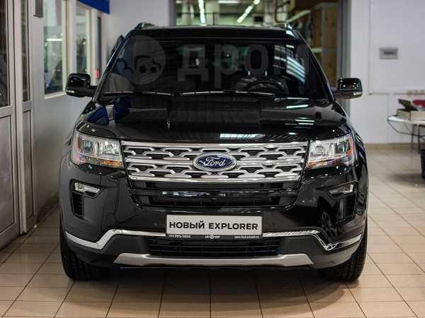Ford Explorer, 2019 год, 3 073 000 руб.