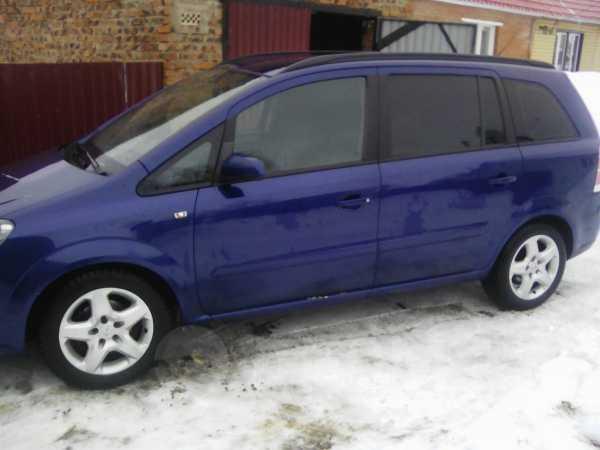 Opel Zafira, 2006 год, 377 000 руб.