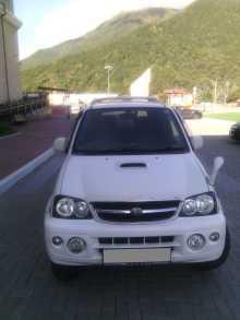 Сочи Terios 2000