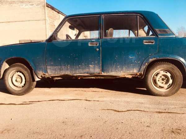 Лада 2107, 2002 год, 15 000 руб.