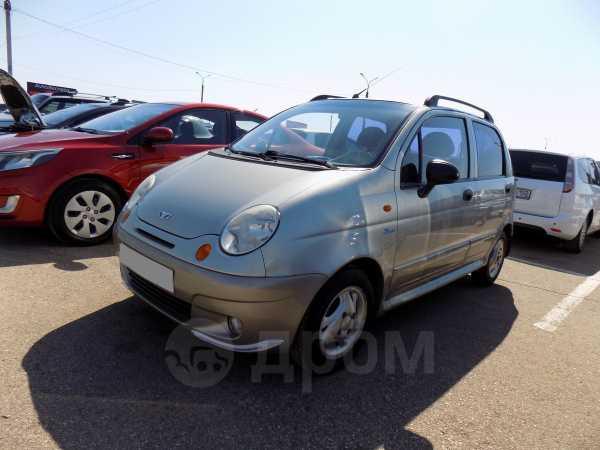 Daewoo Matiz, 2005 год, 107 000 руб.
