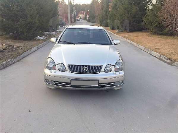 Lexus GS300, 2001 год, 499 000 руб.