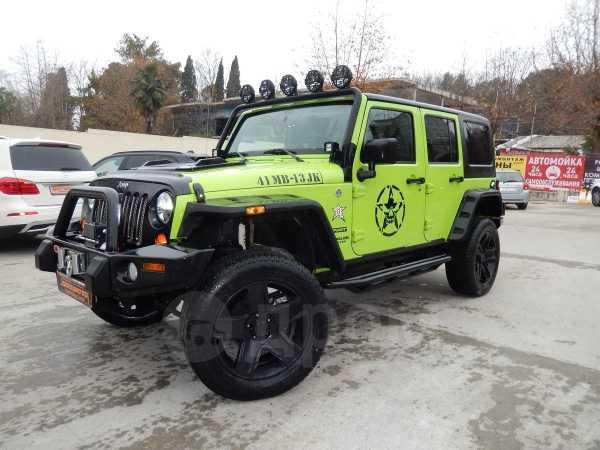 Jeep Wrangler, 2012 год, 2 600 000 руб.