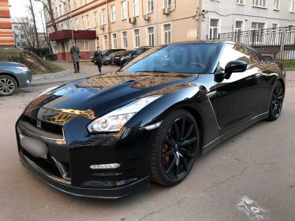 Nissan GT-R, 2014 год, 3 400 000 руб.