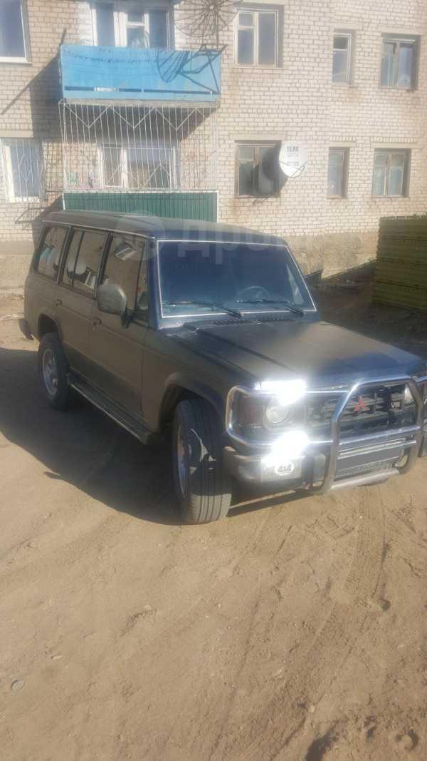 Mitsubishi Pajero, 1991 год, 200 000 руб.