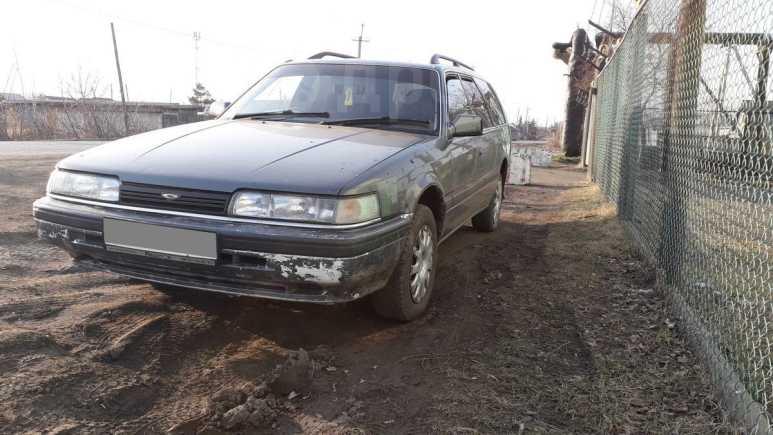 Mazda Capella, 1990 год, 60 000 руб.
