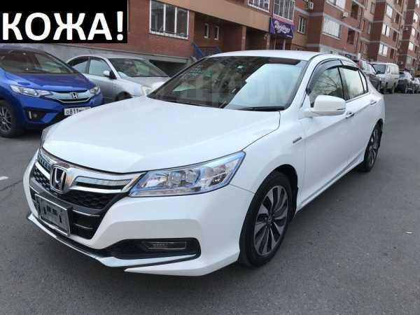 Honda Accord, 2013 год, 1 320 000 руб.