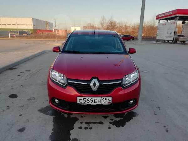 Renault Sandero, 2015 год, 465 000 руб.