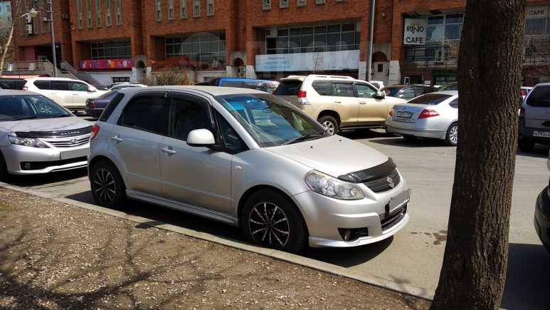 Suzuki SX4, 2007 год, 500 000 руб.