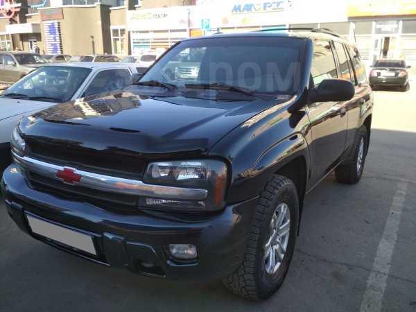 Chevrolet TrailBlazer, 2001 год, 400 000 руб.