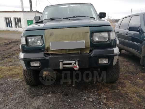 УАЗ Симбир, 2004 год, 280 000 руб.