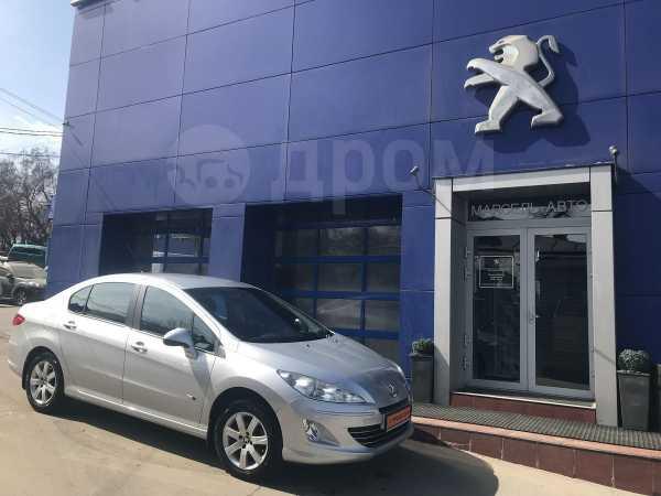 Peugeot 408, 2015 год, 690 000 руб.