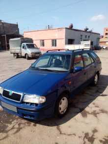 Омск Felicia 1999