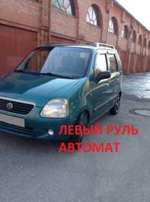 Омск Wagon R Plus 2002