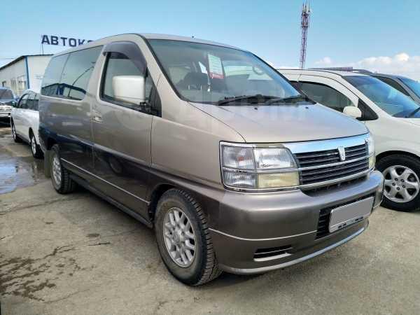 Nissan Elgrand, 1999 год, 475 000 руб.