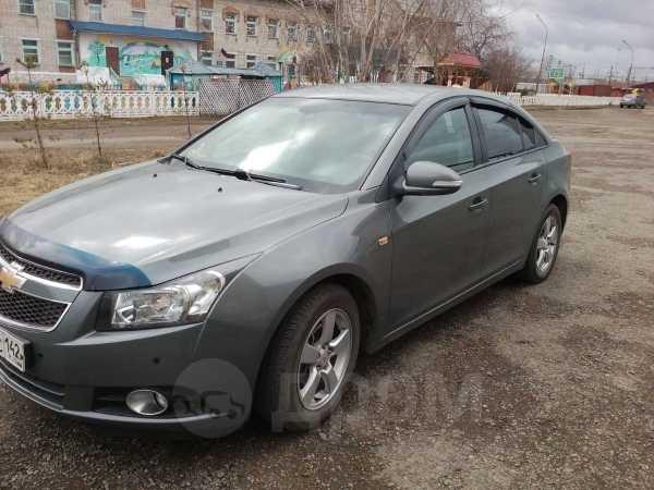 Chevrolet Cruze, 2010 год, 453 000 руб.